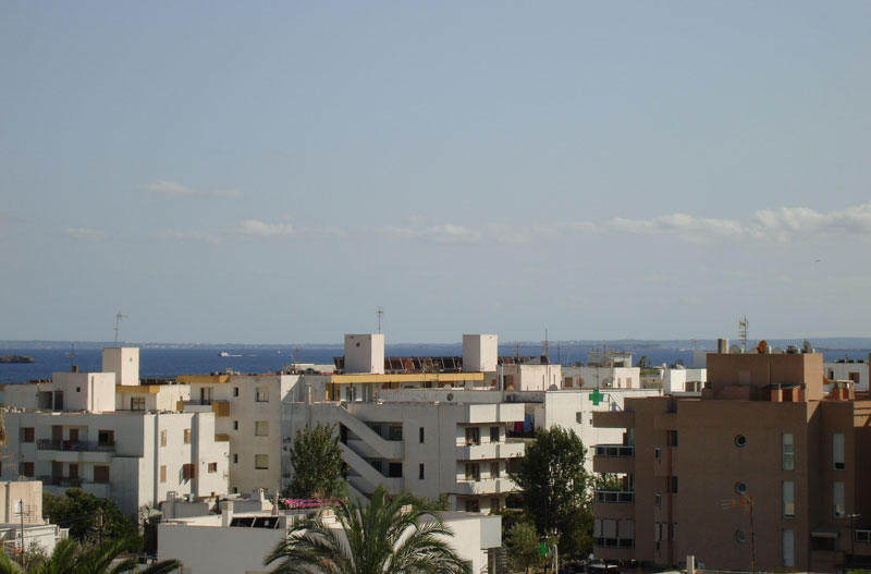 Penthouse with three bedrooms for sale in Ibiza