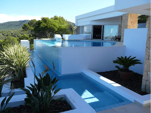 Villa Cala Carbo for sale on the sea