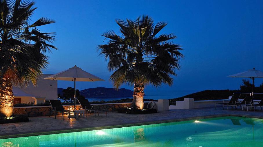 Most luxurious luxury villa on a mountain near San Carlos