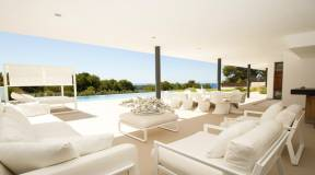 Modern Sea View Villa In Vista Alegre