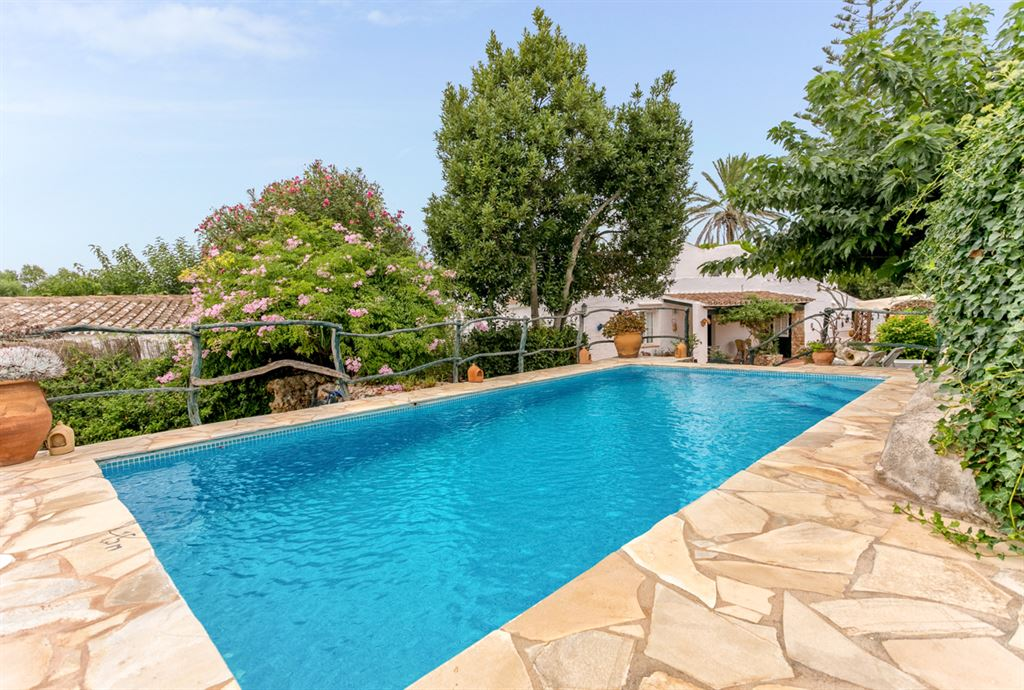 Beautiful Villa located in a rural area in Menorca - Mahon
