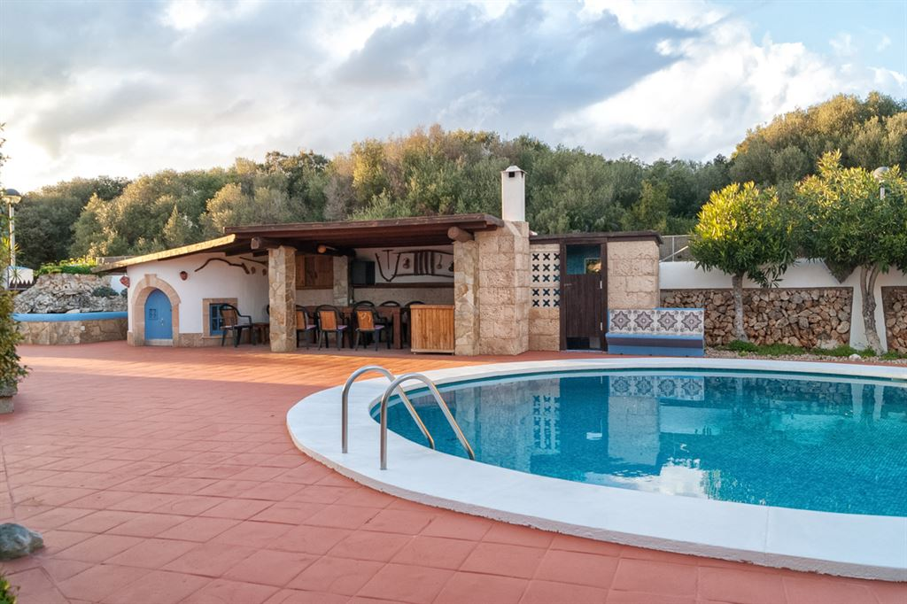 Villa in one of the most popular urbanizations of Menorca near Ciutadella