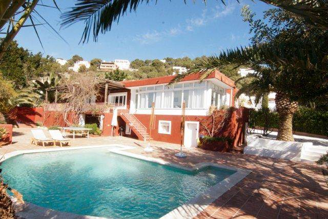 Luxury 4 bedroom villa in Salinas for sale in Ibiza