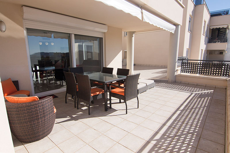 Apartment with 3 bedroom for sale on the outskirts of the city of Ibiza