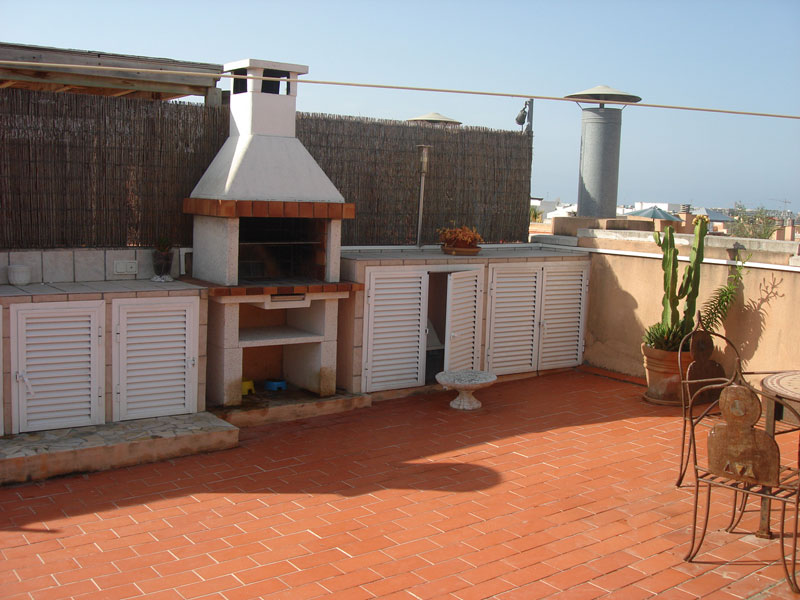 In Jesus Ibza one Penthouse with 3 Bedroom for sale