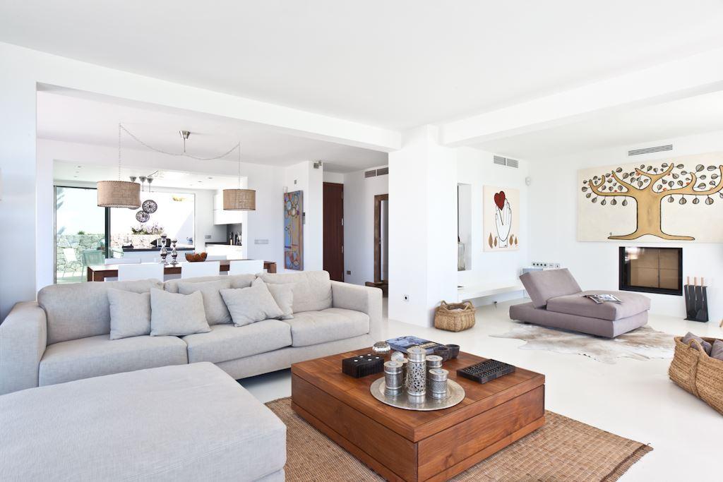 Stunning Luxury Villa for sale Cap Negret Ibiza