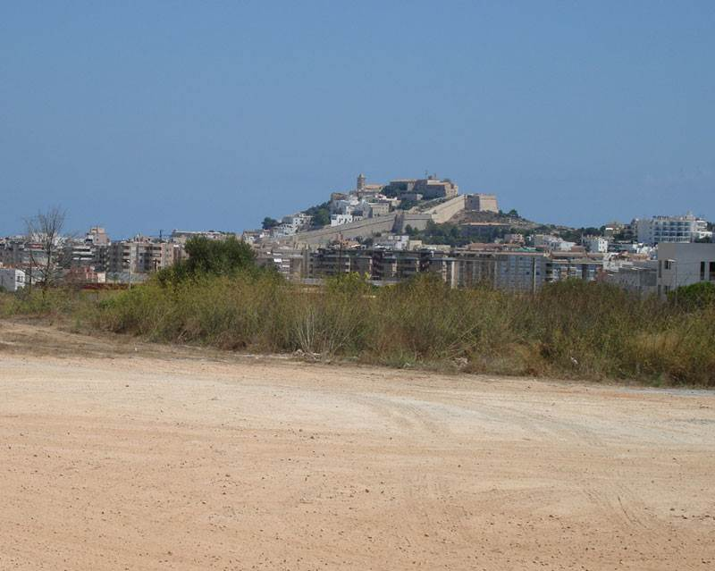 Large land in San Rafael Ibiza for sale