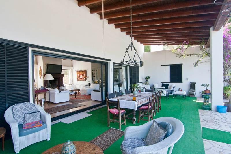 Luxury Villa 6 bedrooms in Santa Eulalia - Roca Lisa