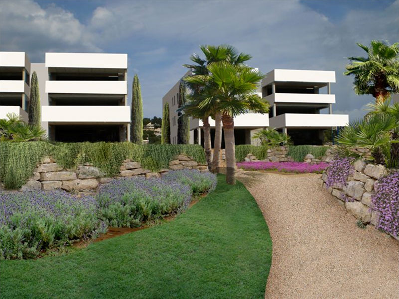 Luxury apartment with 4 bedrooms for sale in Es Pouet - Talamancas