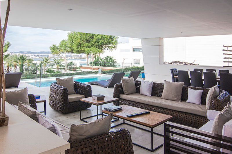 Luxury 4 bedroom apartment for sale in Es Pouet- Talamancas