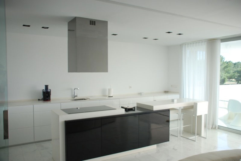 Beautiful luxury apartment 4 bedrooms for sale in Es Pouet