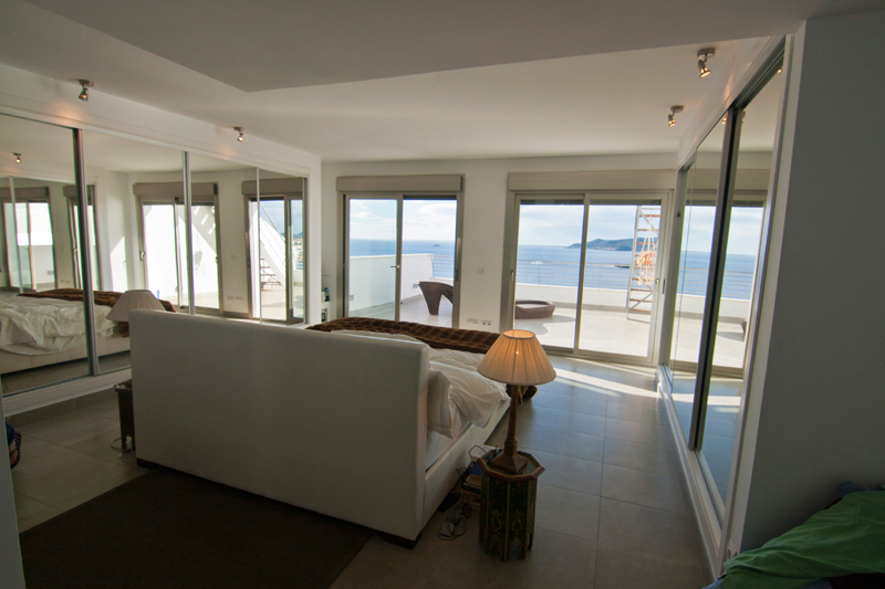This luxury 2 bedroom apartment for sale in Ibiza