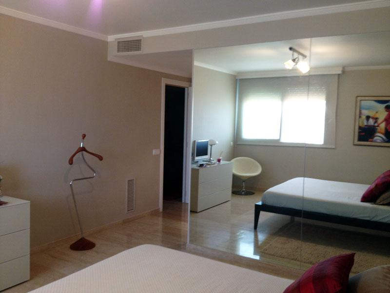 Apartment 3 habitacionesen Marina Botafoch for sale