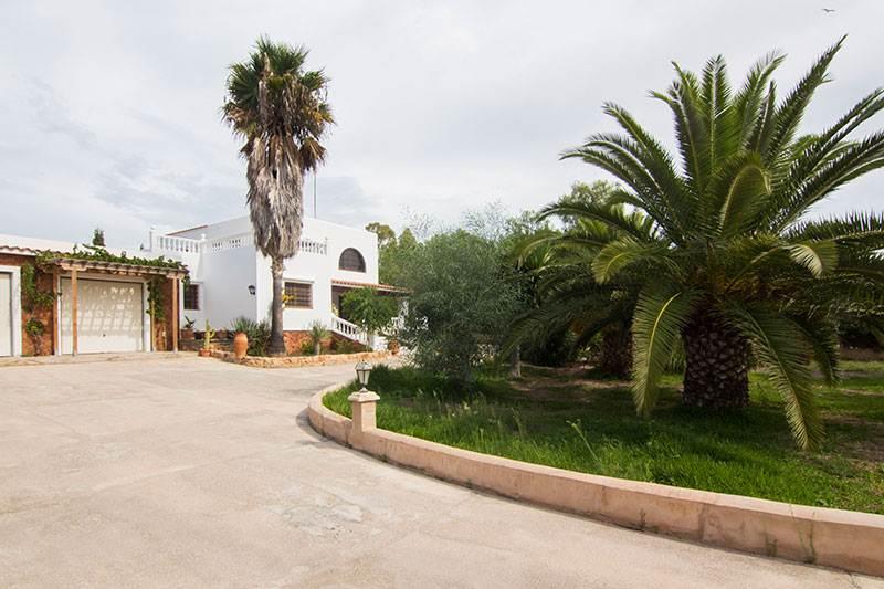 Villa near Ibiza for sale
