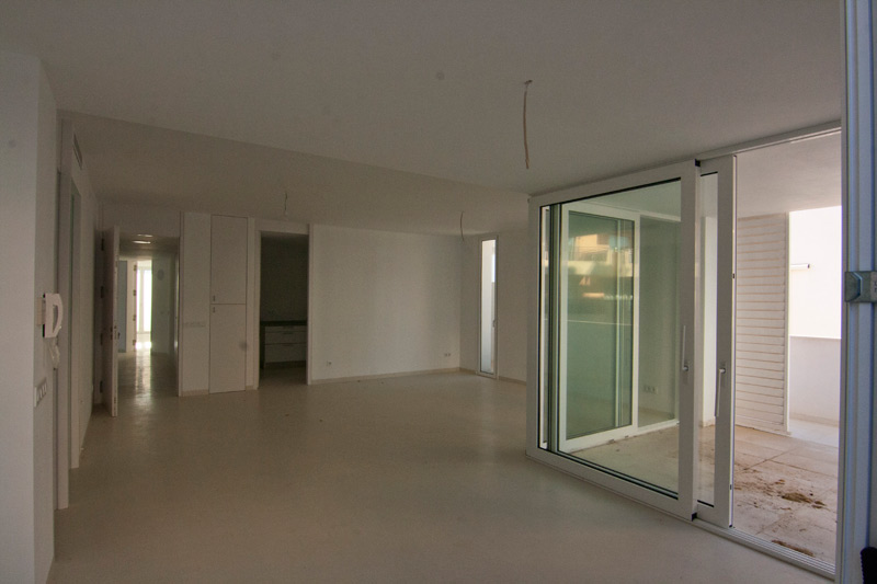 Luxury 2 bedroom apartment for sale in Talamancas