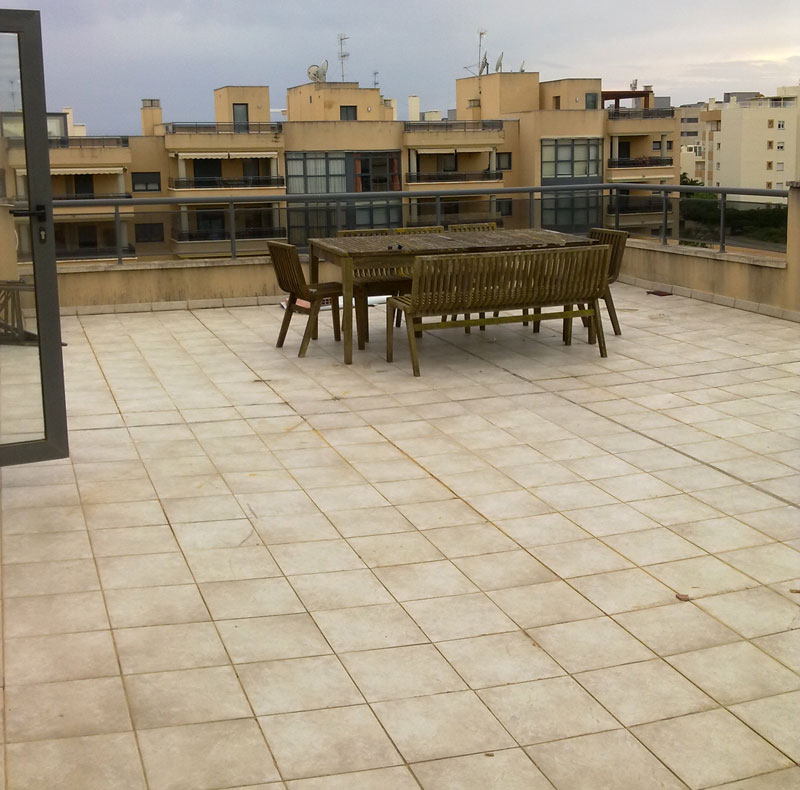 Four Bedroom Penthouse in Can Misses