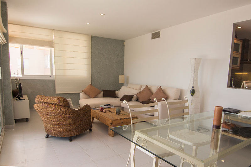 Elegant 2 bedroom apartment for sale en Bossa