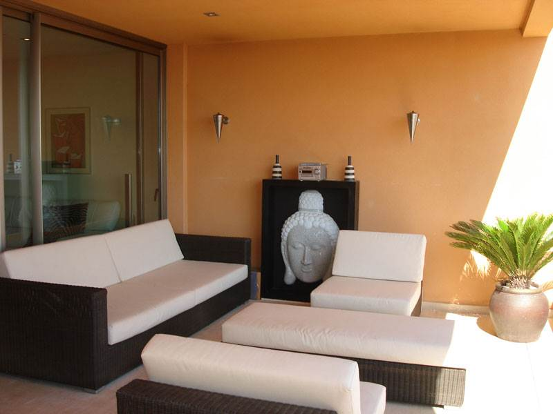 Apartemento with two  bedrooms in Cala Carbo San José for sale