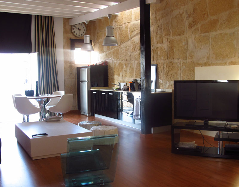 Loft with one bedroom in the old town of Ibiza for sale