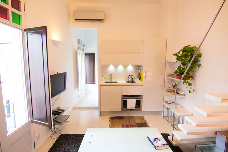 One bedroom apartment for sale in La Marina in Ibiza