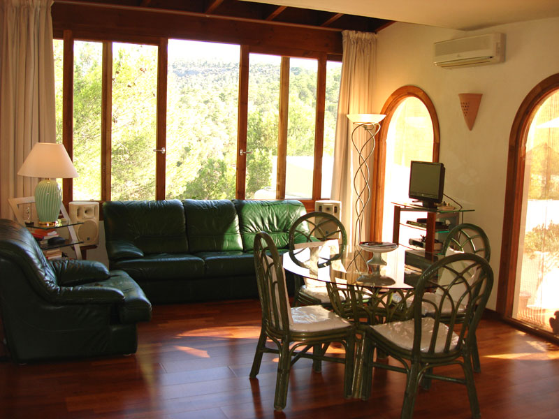 Spacious two bedroom apartment for sale in Cala Vadella