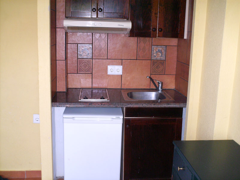 One bedroom apartment in San Juan for sale