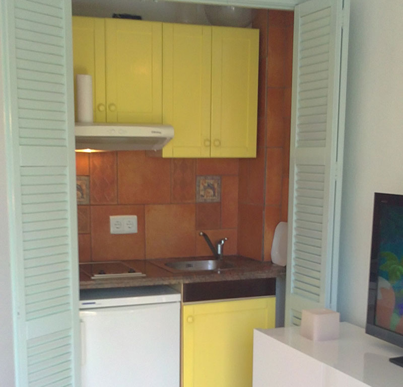 Beautiful one bedroom apartment for sale in San Juan