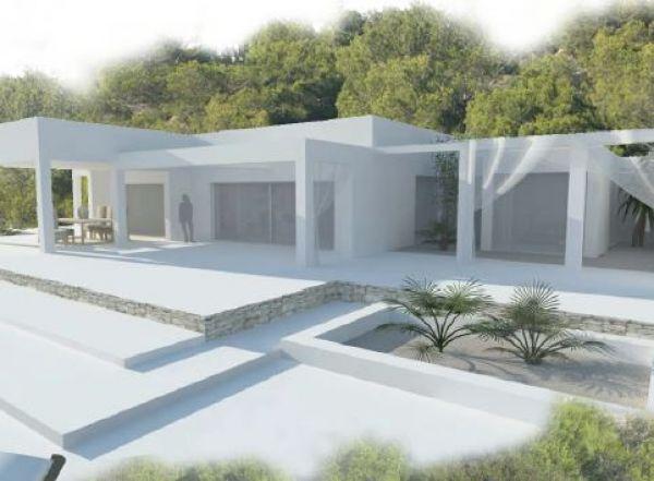 Large spacious plot in San Juan for sale
