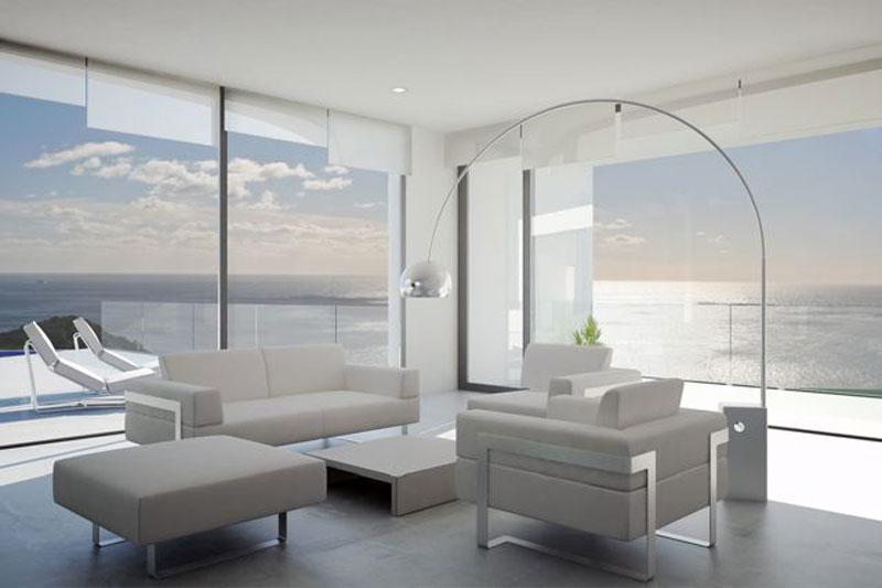 New villa in Cala Moli for sale