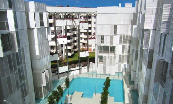 Luxury two bedroom apartments for sale in the center of Ibiza