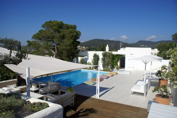 Beautiful four bedroom villa in Cala Moli