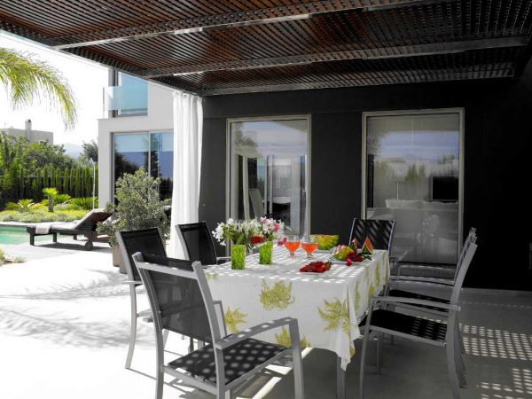 Beautiful modern four bedroom villa for sale in Sa Carroca
