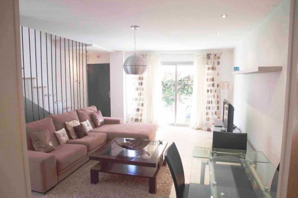 Duplex three bedroom townhouse for sale in Marina Botafoch