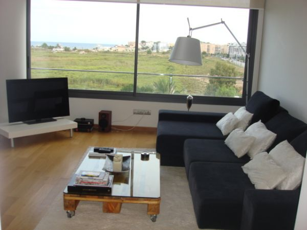 Two-room apartment near Marina Botafoch for sale