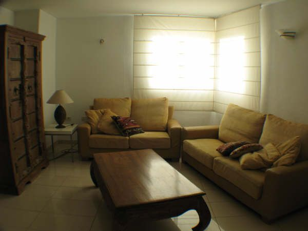 Spacious four bedroom apartment for sale in Marina Botafoch Ibiza