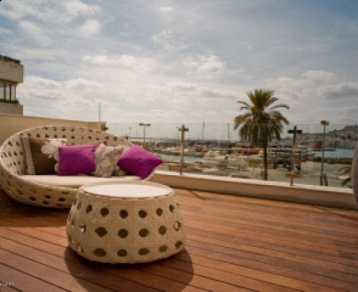 Very luxury apartments in the center of Ibiza for sale