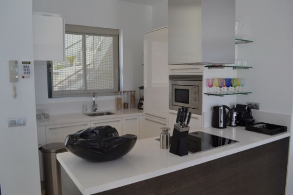 Three bedroom duplex penthouse in San José for sale