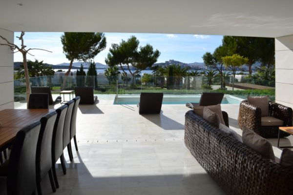 Four bedroom luxury apartments in Es Pouet