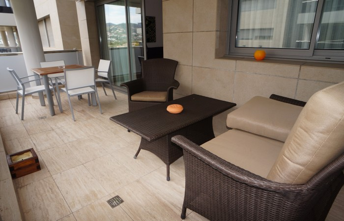 Beautiful modern two bedroom apartment for sale in Marina Botafoch