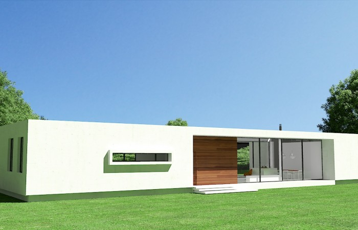 Modern prefab homes for sale in ibiza for Prefab concrete house