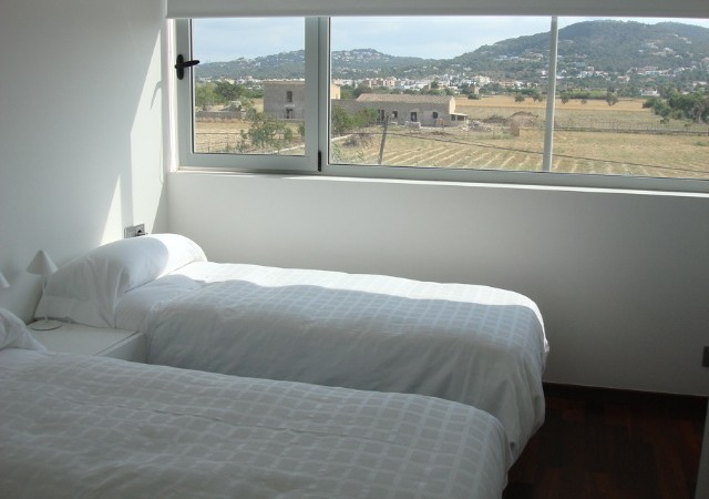 Cozy two bedroom duplex for sale in Ibiza
