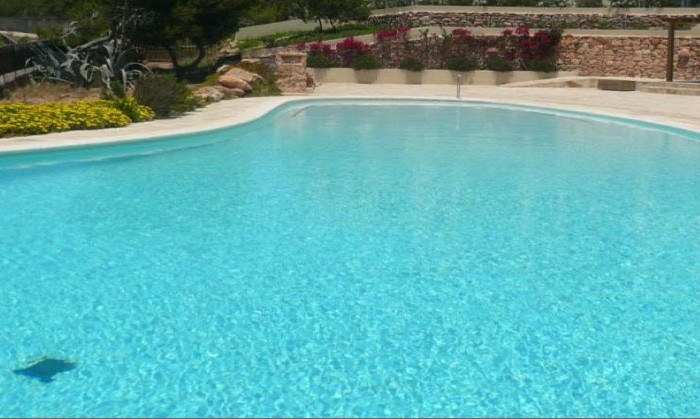 Beautiful  three bedroom apartment for sale in Cala Gracio.