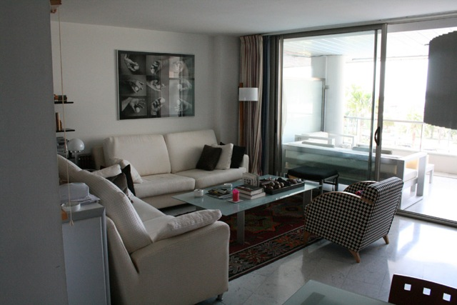 Two bedroom apartment for sale in Marina Botafoch de Ibiza