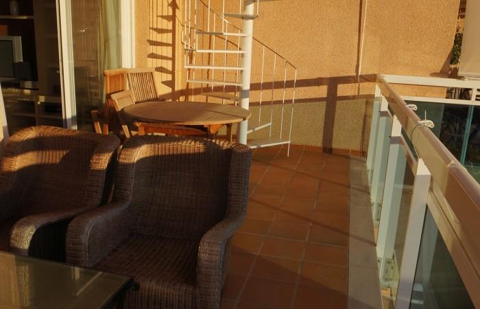 Three Bedroom Flats for sale in La marina Ibiza