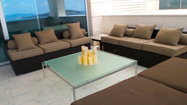 Minimalist luxury penthouse for sale in Es Pouet