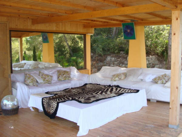 Very nice villa in Las Salinas for sale