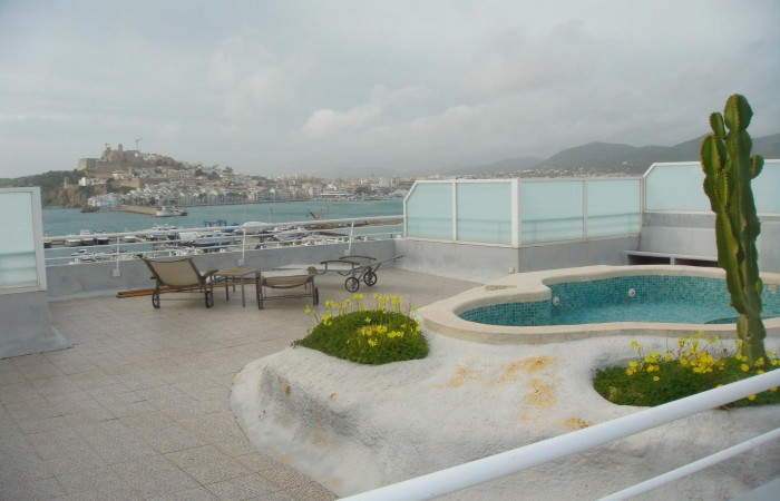 Nice duplex penthouse for sale in marina Ibiza