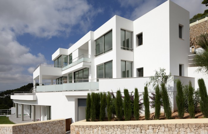 Modern Villa with four bedrooms in Can Furnet for sale
