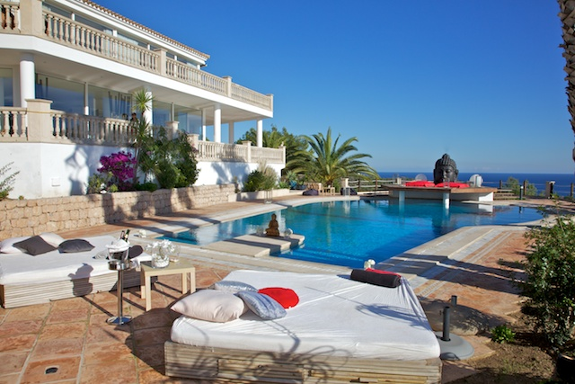 Nice luxury villa in S'Estanyol