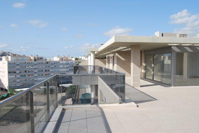 New flats for sale in quiet area from Ibiza